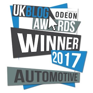The Car Expert - Best Automotive Blog - UK Blog Awards 2017