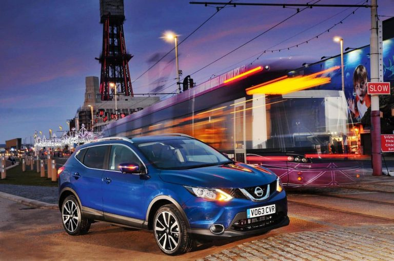 A history of Nissan in the UK