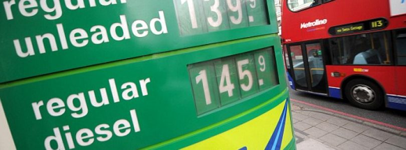 Petrol prices vary greatly around the world