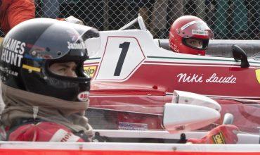 RUSH tells the story of the 1976 Formula One season