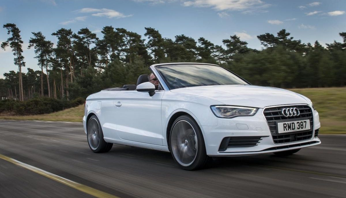 Audi A3 Cabriolet review (The Car Expert)