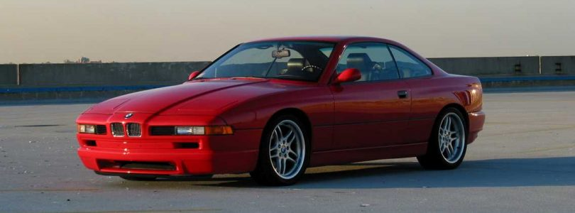 BMW 8-series coupe - 10 cool cars for under £10,000 (The Car Expert)