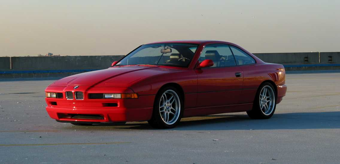BMW 8 Series Coupe   10 Cool Cars For Under £10,000 (The Car