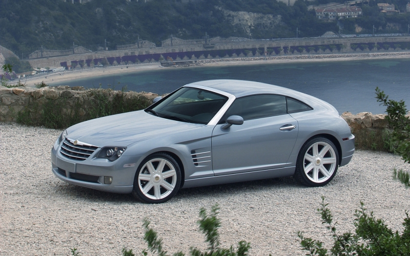 Chrysler Crossfire 10 cool cars for under 163 10 000 The Car Expert