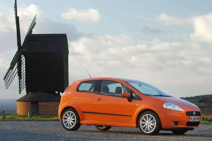 Fiat Grande Punto - 10 cool cars for under £10,000 (The Car Expert)