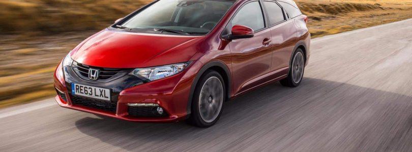 Honda Civic Tourer review (The Car Expert)