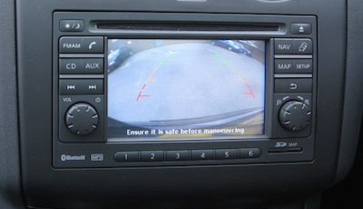 aftermarket reversing camera gadget