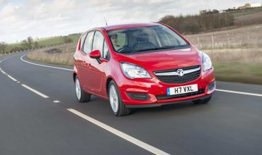 Vauxhall Meriva 2014 review (The Car Expert)