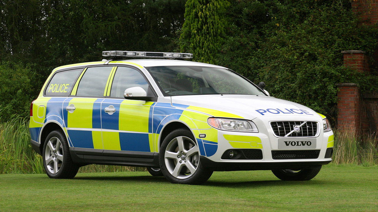 Picking a panda: How the police choose their cars