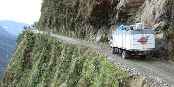 Highways from Hell: the most dangerous roads around the world