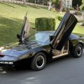 David Hassellhoff has a replica Knight Rider KITT car