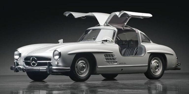 Five of the top Mercedes-Benz models ever