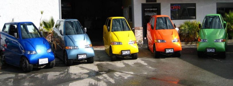 Tango by Commuter Cars in the USA