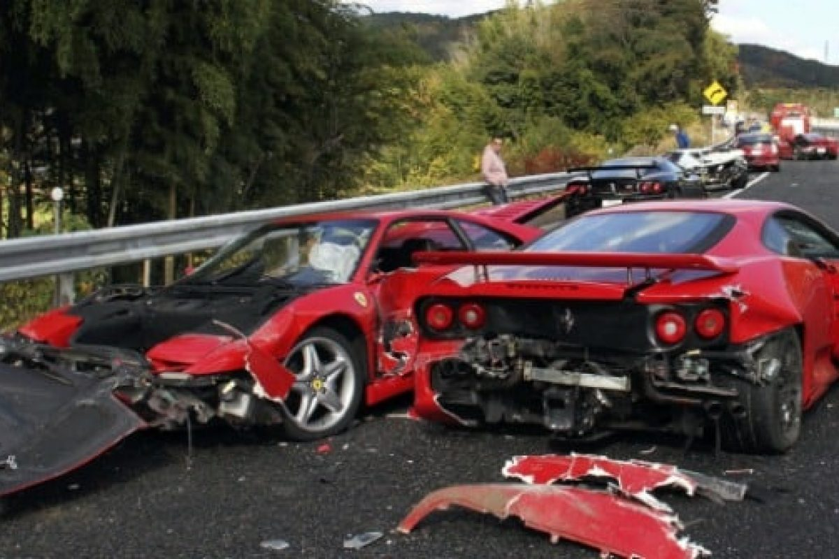 Astonishing facts about car accidents