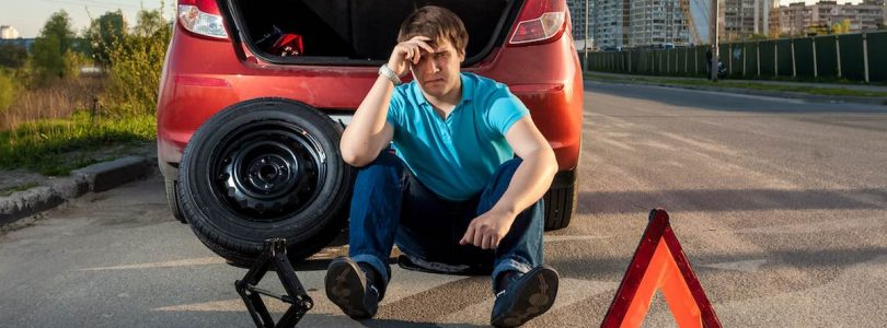 Does your car have a full-size spare, space-saver, tyre goo or no spare wheel at all?