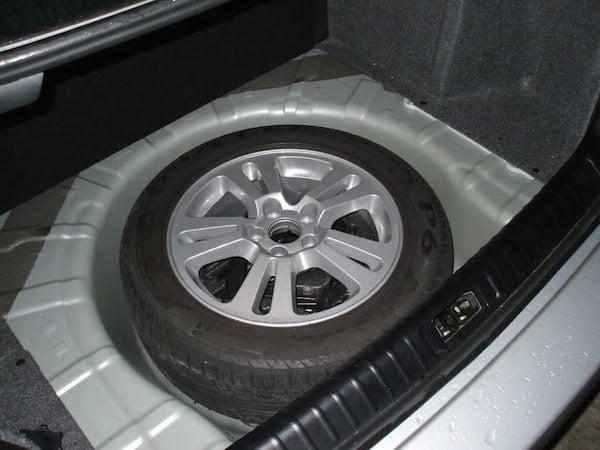 Where S My Spare Wheel Spare Tyre Alternatives The Car