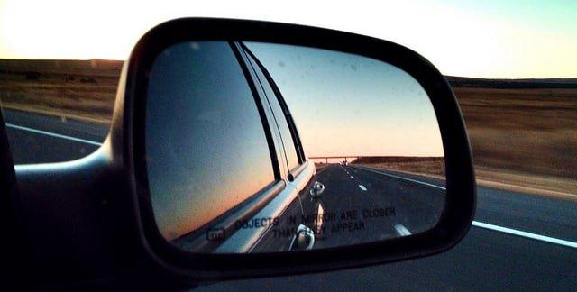 Top tips for avoiding blind spot mistakes