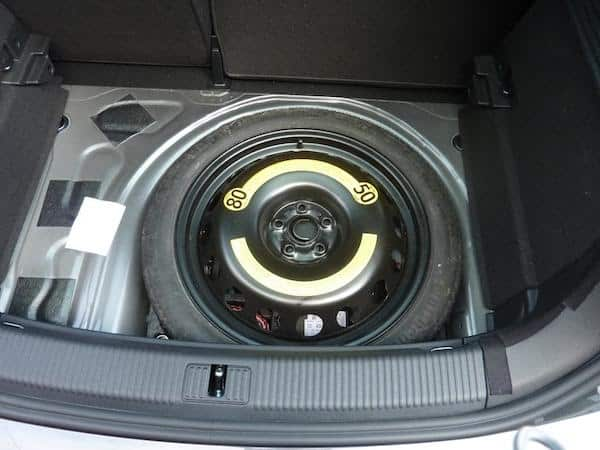 Wheres My Spare Wheel Spare Tyre Alternatives