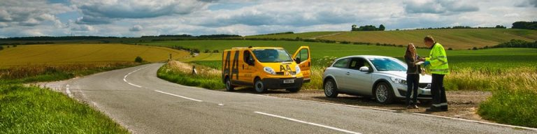 Car breakdown cover for holidaying abroad