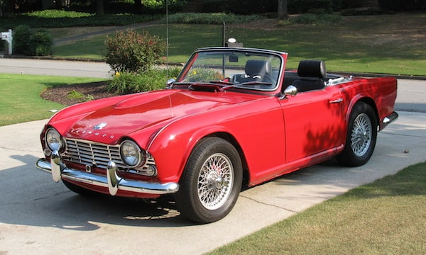 Why a classic car can be a good investment