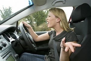 Making a gesture while driving (Freaky road laws - The Car Expert)