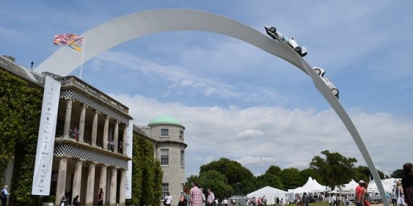 Postcard from the Goodwood Festival of Speed