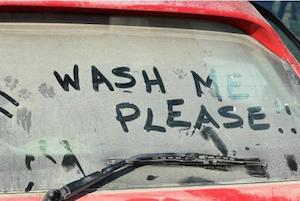 Image result for dirty car russia