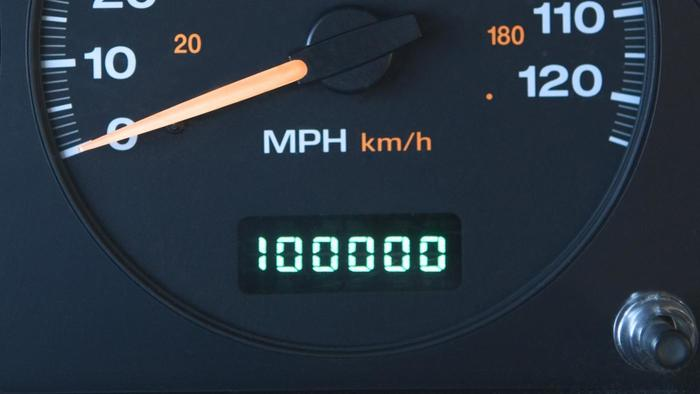 Excess mileage on a PCP
