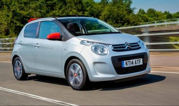 Citroen C1 Airscape review (The Car Expert)