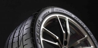 Pirelli P Zero performance tyre