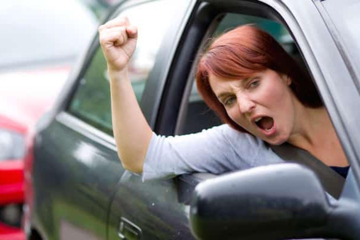 The Carcraft road rage gauge