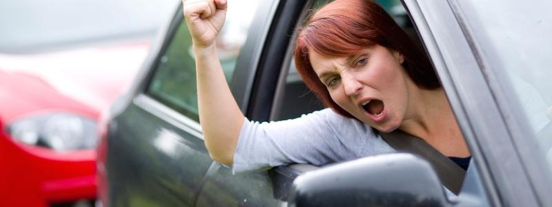 Road Rage Gauge