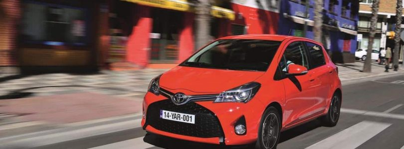 Toyota Yaris review (The Car Expert)