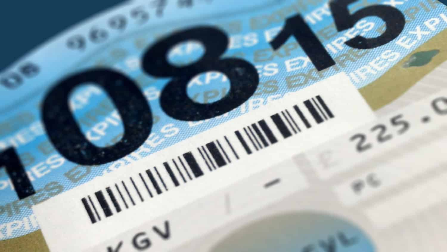 How to scrap car with no log book - Road Tax Disc Dvla Uk