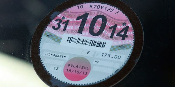 What happens to the road tax when you sell your car?