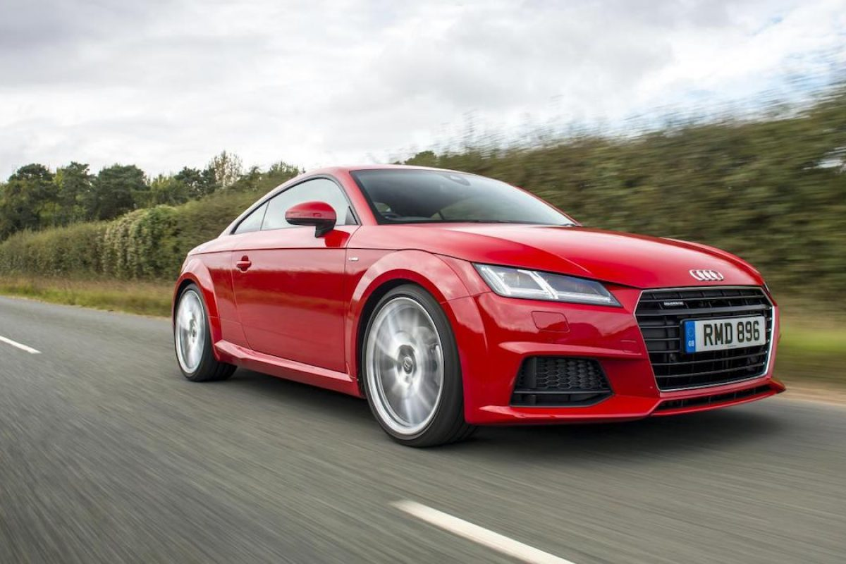 Audi TT review (The Car Expert)