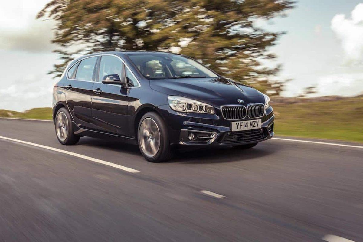 BMW 2 Series Active Tourer review (The Car Expert)