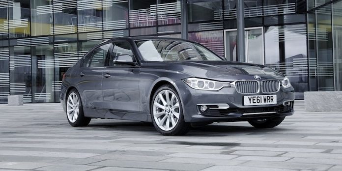 Company car finance for the BMW 3 series (The Car Expert)