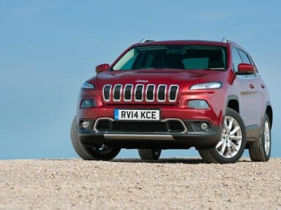 Jeep Cherokee review (The Car Expert)