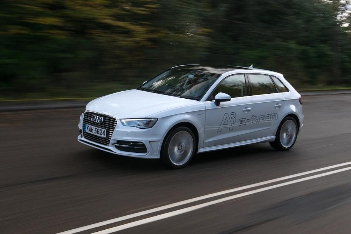 Audi A3 e-tron review (The Car Expert)