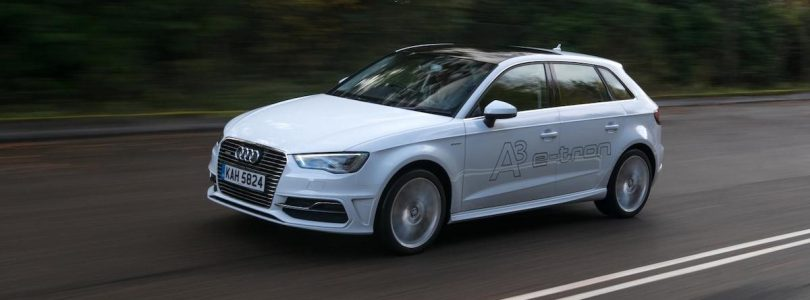 Audi A3 e-tron review (The Car Expert)