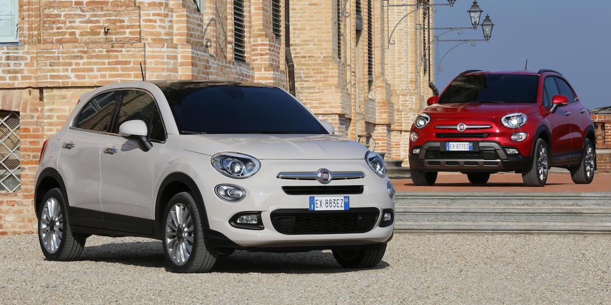 Fiat 500X crossover (The Car Expert)