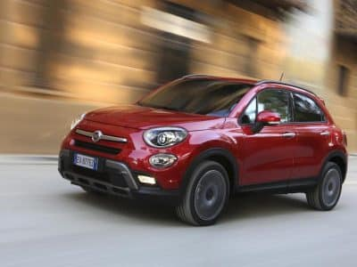 Fiat 500X review (The Car Expert)