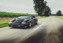 Lamborghini Countach - cars of the 80s