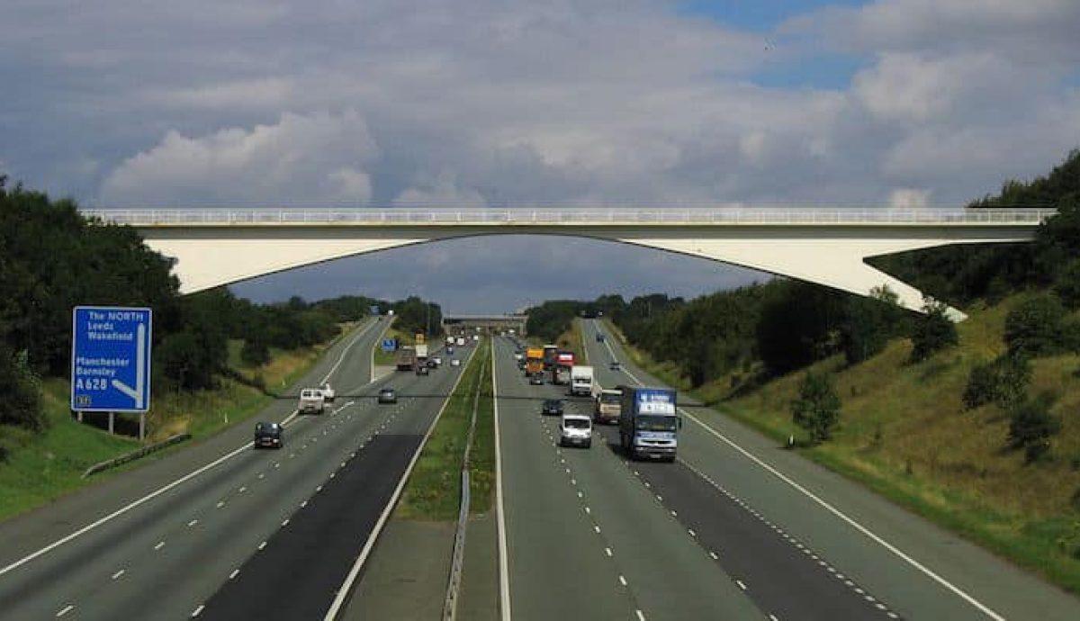 M1 Motorway, UK
