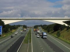 M1 Motorway, UK
