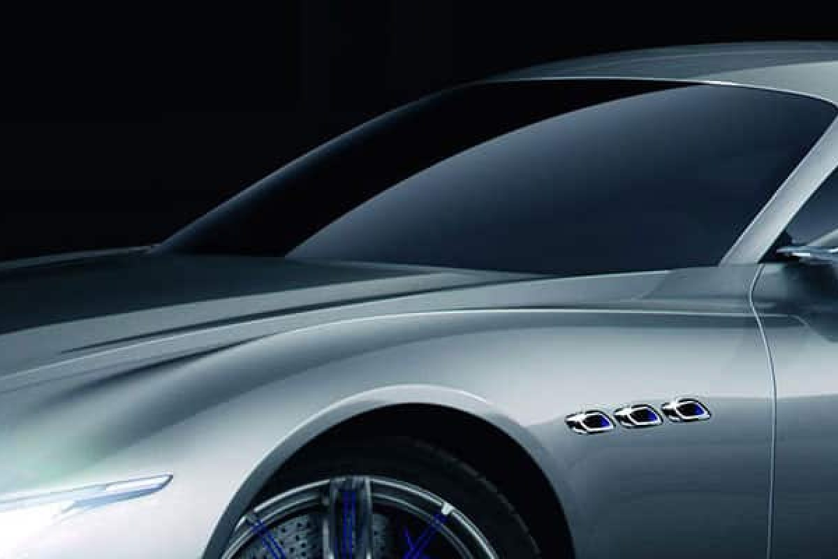 The best concept car of 2014. Can you tell what it is?