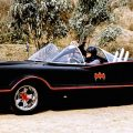 Batmobile from the 1966 TV series Batman