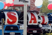 Christmas car bargains for clever car buyers