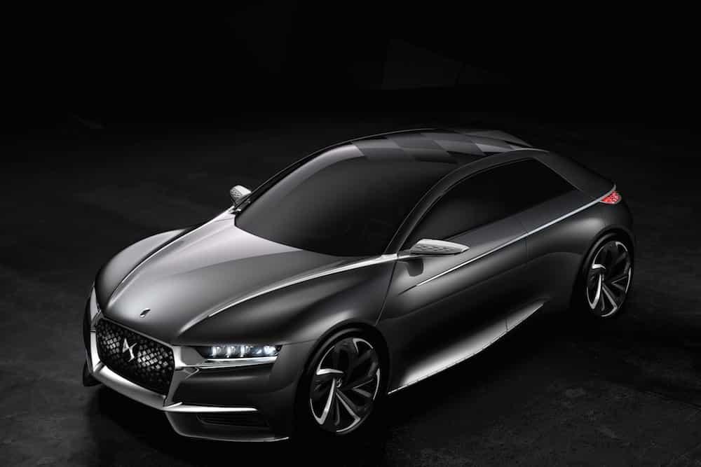 DS Divine concept car 01 (The Car Expert, 2014)